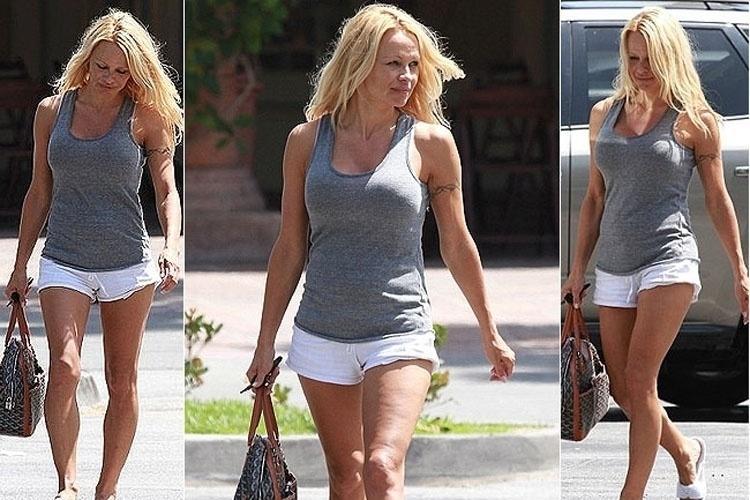 Pamela Anderson (Foto: Bol/AgNews)