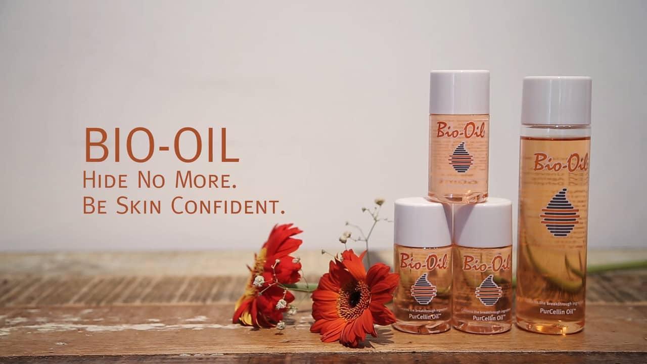 Bio-Oil contra estrias (Foto: Divulgação/Bio-Oil)