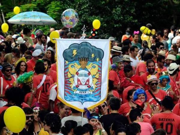 Blocos de Carnaval 2016 RJ (Foto: Veja/Abril)