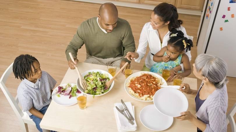 Domingo de páscoa é dia de reunir a família (Foto: Exame/Abril)