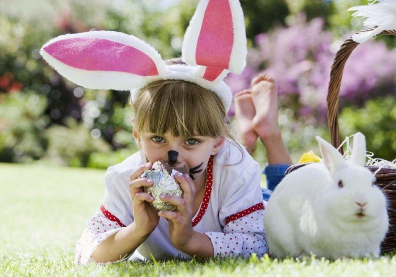 Brincadeiras de Páscoa para crianças dicas (Foto: M de Mulher/Abril)