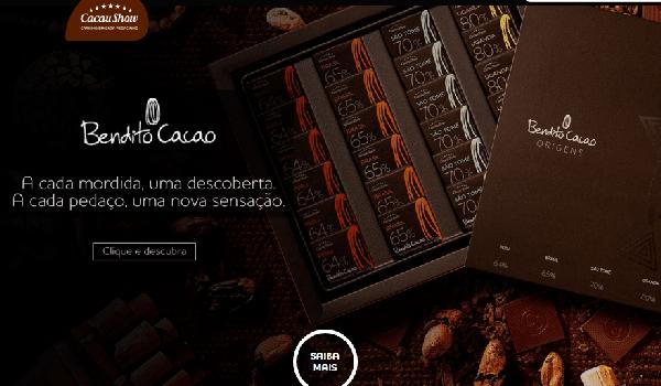 Cacau Show Preços de Chocolate (Foto Divulgação: Cacau Show)