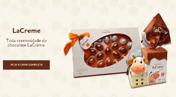 Faça sua Páscoa muito mais deliciosa com chocolates Cacau Show (Foto Divulgação: Cacau Show)