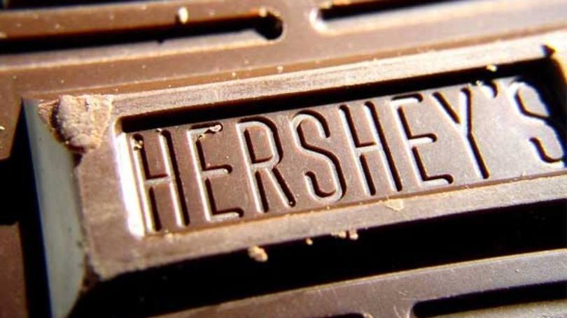 Caixa de Bombons Hershey's (Foto: Exame/Abril)