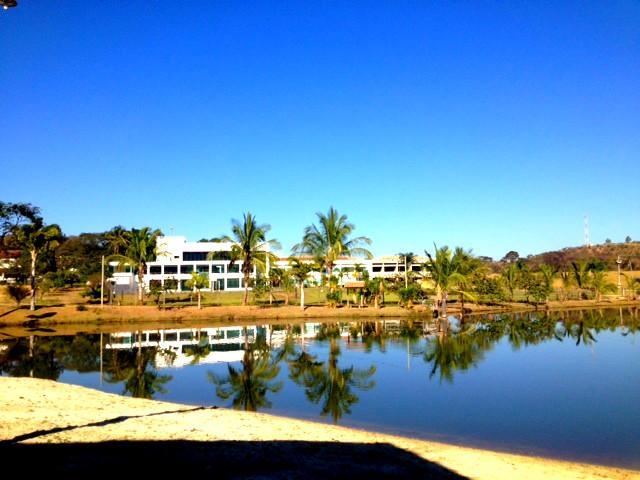Lugar é cercada de belas paisagens (Foto: Divulgação)