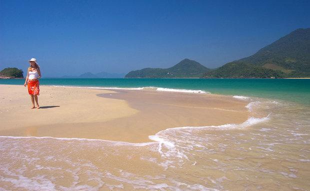 Praias são lindas na região (Foto: Viaje Aqui/Abril)