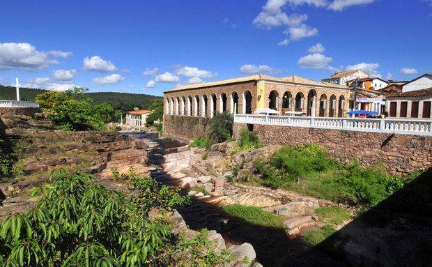 Região tem o parque da Chapada da Diamantina (Foto: Viaje Aqui/Abril)