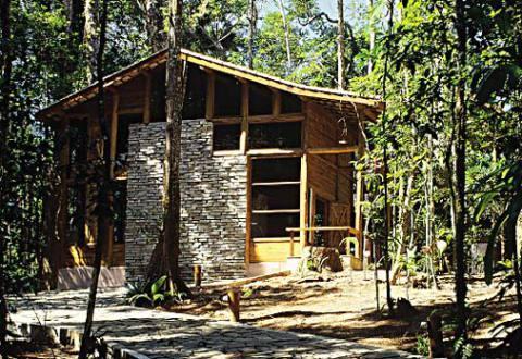 Casa de madeira para você se inspirar (Foto: Casa Abril)