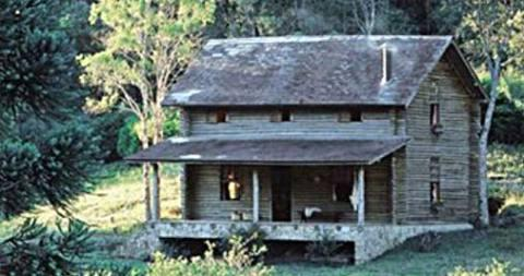Casa de madeira mais diferente (Foto: Casa Abril)