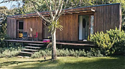 Casa de madeira mais comum (Foto: Casa Abril)