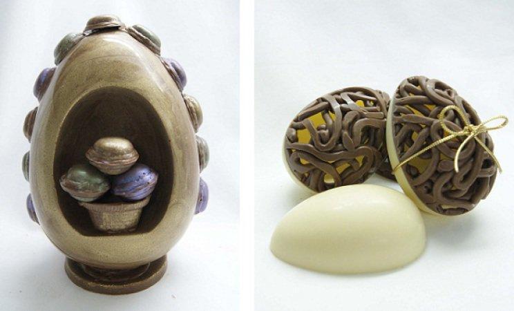 Chocolates com formatos curiosos fotos (Foto: Veja/Abril)