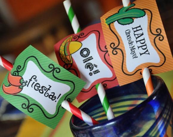 Escolha cores alegres e quentes. (Foto: Reprodução/Etsy)