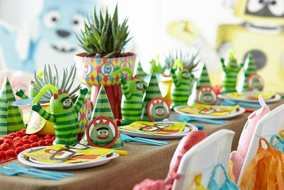 Decore a festinha com temas originais. (Foto: Reprodução/Birthdayexpress)