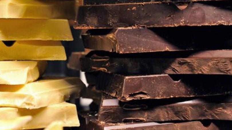 Chocolate é vendido durante o ano inteiro  (Foto: Exame/Abril)