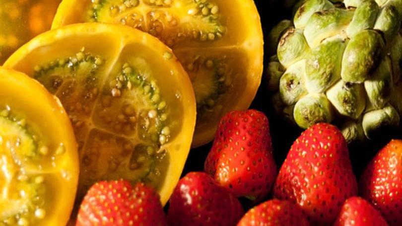 Frutas ajudam a cuidar do corpo (Foto: Exame/Abril)