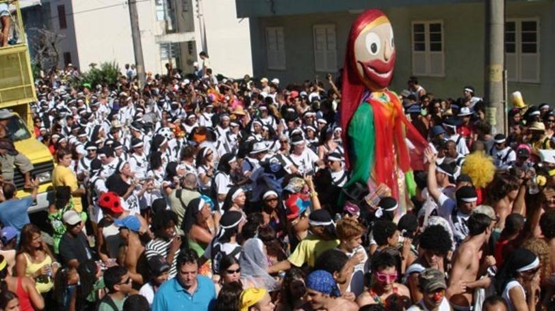 Blocos de ruas sairão para a grande festa brasileira (Foto: Exame/Abril)