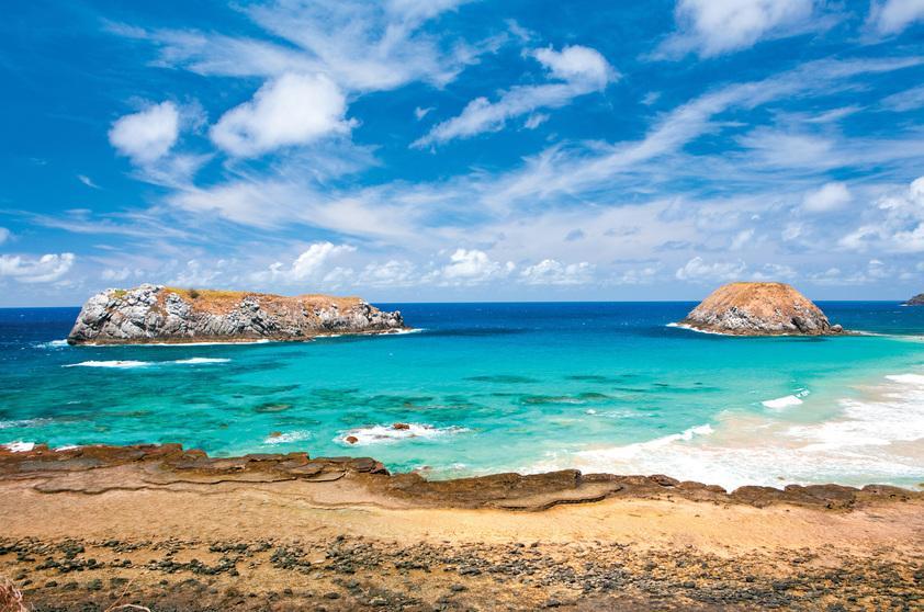Dicas de praias para o Carnaval 2016 (Foto Viaje Aqui/Abril)