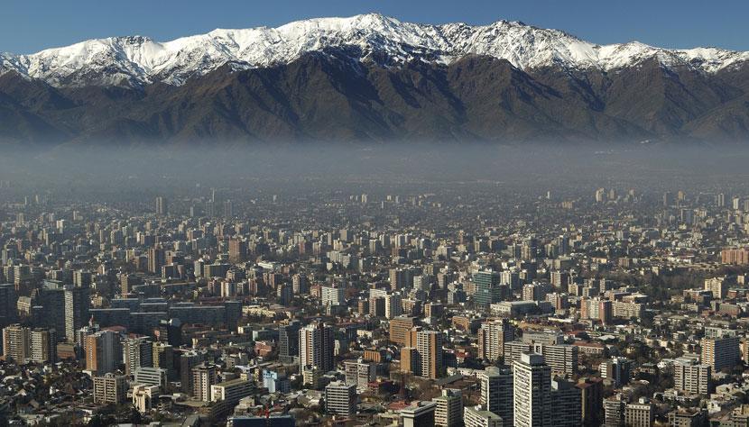 Santiago, no Chile (Foto: Divulgação/CVC)