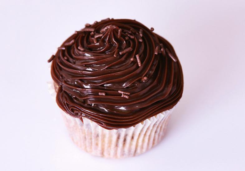 Cupcake é uma ótima opção de presente  (Foto: Veja/Abril)