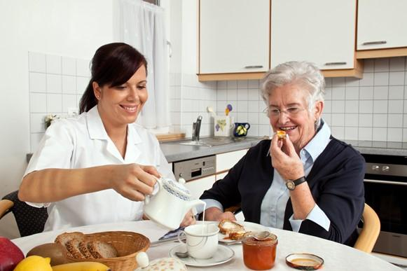 Dietas para pessoas com idade avançada. (Foto Ilustrativa)