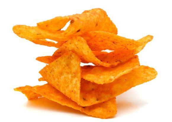 Compre pacotes de Doritos queijo nacho. (Foto Ilustrativa)