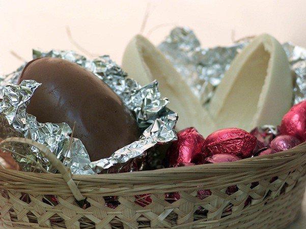 Todo cuidado é importante para manter os ovos de páscoa (Foto: Veja SP/Abril)