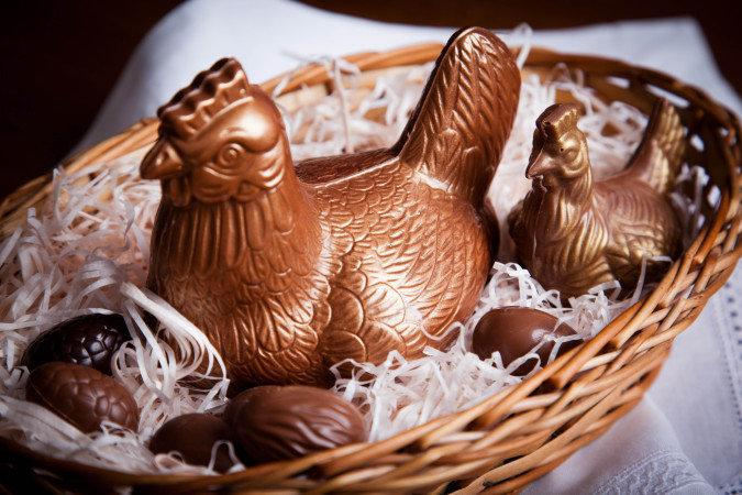 Encomenda de Ovos de Páscoa Pela Internet (Foto: Veja/Abril)