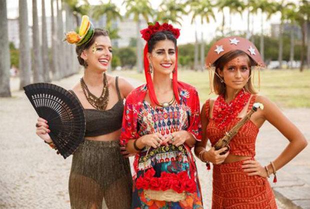 Fantasias Femininas para Carnaval 2016 (Foto: M de Mulher/Abril)
