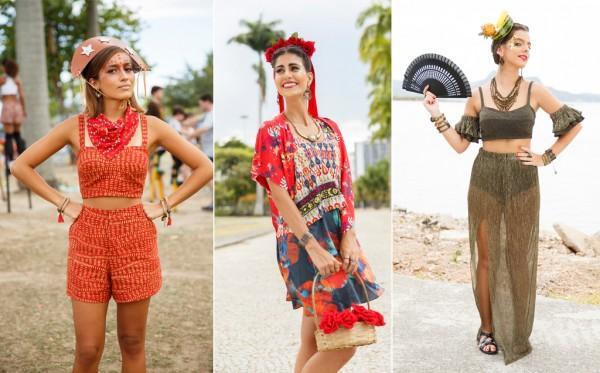 Fantasias criativas de Carnaval - fotos (Foto: Abril)