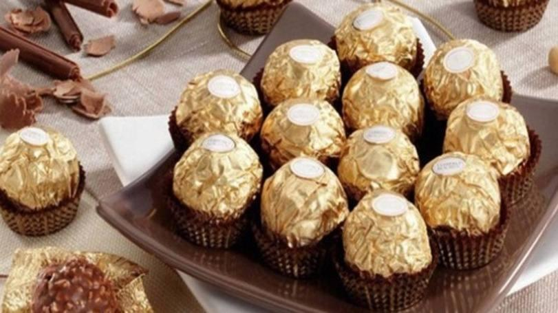 Ferrero Rocher chocolate (Foto: Exame/Abril)