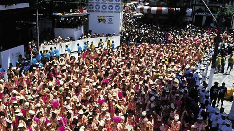 Blocos prometem agitar a cidade de Salvador (Foto: Exame/Abril)