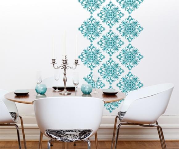 Grafismo na decoração tendências, dicas, fotos. (Foto: Reprodução/Styleathhome)