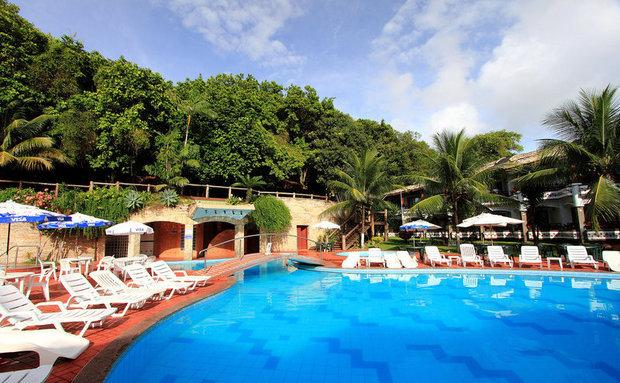 Resorts oferecem descanso num feriado agitado (Foto: Viaje Aqui/Abril)
