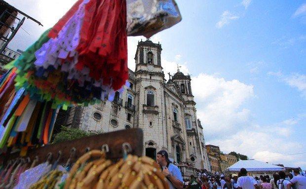 Festa de Nossa Senhora da Conceição (Foto: Viaje Aqui/Abril)