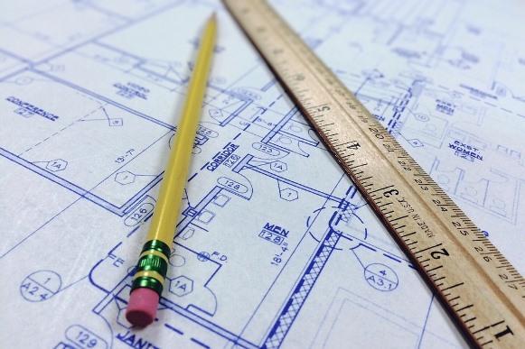 O curso de edificações tem grande procura. (Foto Ilustrativa)