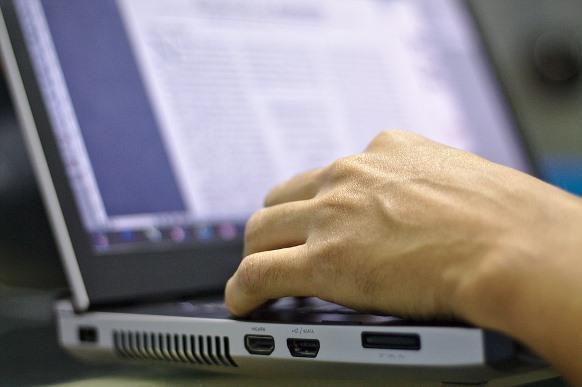Técnico em informática para internet é uma opção de curso. (Foto Ilustrativa)
