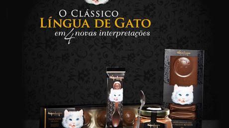 Tradicional linha de chocolate da marca  (Foto: Exame/Abril)
