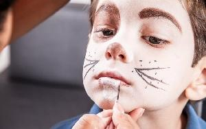 Maquiagem infantil para Páscoa