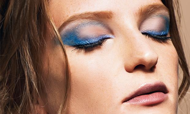 Azul forte combina com a folia (Foto: M de Mulher/Abril)