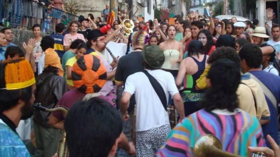 Blocos de rua começam a ganhar força novamente (Foto: Exame/Abril)