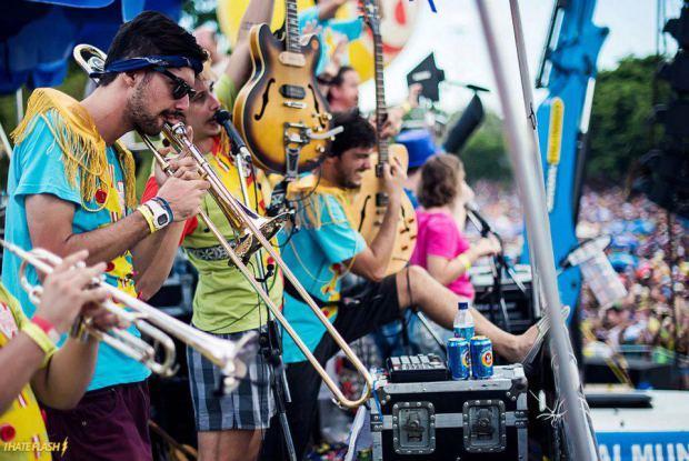 Melhores Blocos De Carnaval Do Brasil (Foto: Veja Rio/Abril)