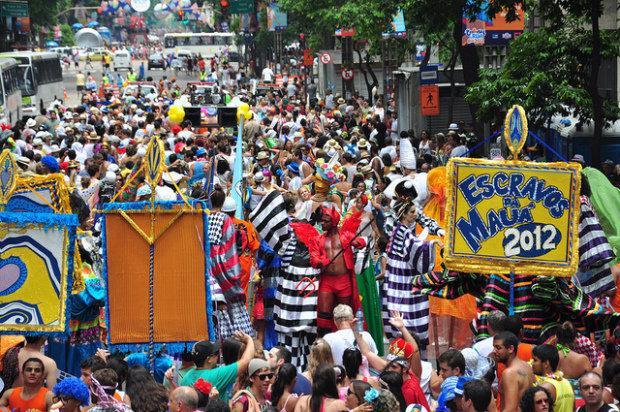 Escolha um bloco para curtir o carnaval (Foto: Veja Rio/Abril)
