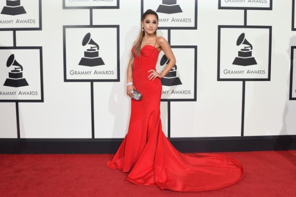 Ariana Grande. (Foto: Reprodução/Celebuzz)