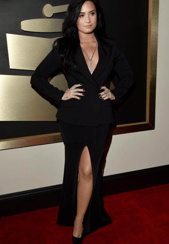 Demi Lovato. (Foto: Reprodução/Dlovatonews)