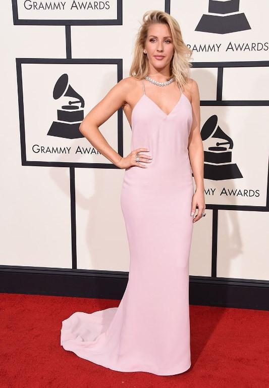 Look de Ellie Goulding (Foto: Reprodução/Hollywoodreporter)