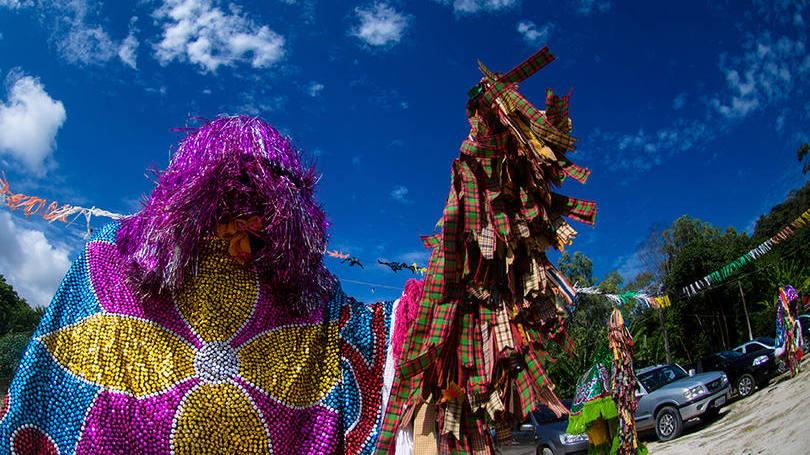 Carnaval movimenta turistas aqui no Brasil  (Foto: Exame;Abril)