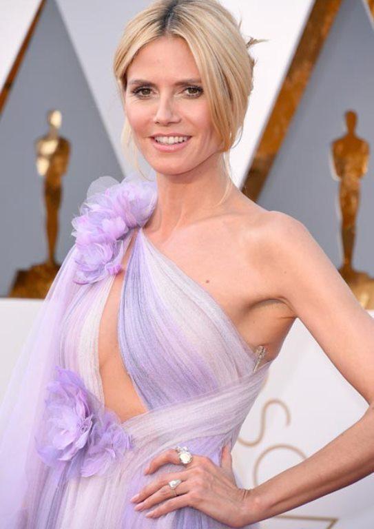 Heidi Klum (Foto: Reprodução/Oscars-hola)