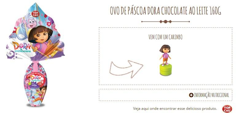 Criançada adora brindes (Foto: Divulgação/Top Cau)