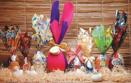 Preços variam de acordo com peso e modelo do ovo (Foto: Abril)