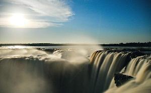Páscoa 2016 nas Cataratas do Iguaçu